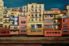 Girona-oil-on-canvas-40-x-60-cm