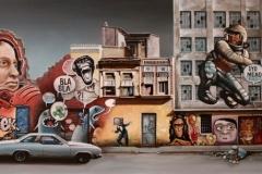 graffiti-wall-oil-on-canvas-40-x-80-cm
